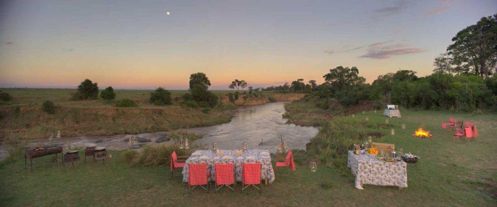 Bateleur Camp, Masai Mara