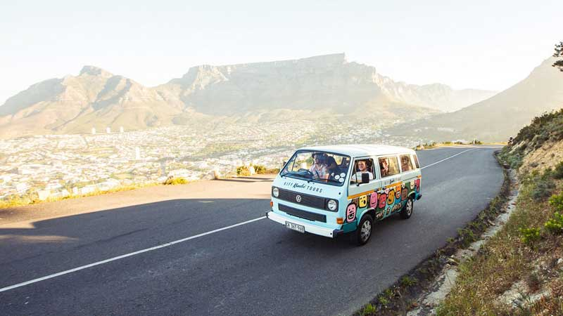 Campervan Gin Cape Town