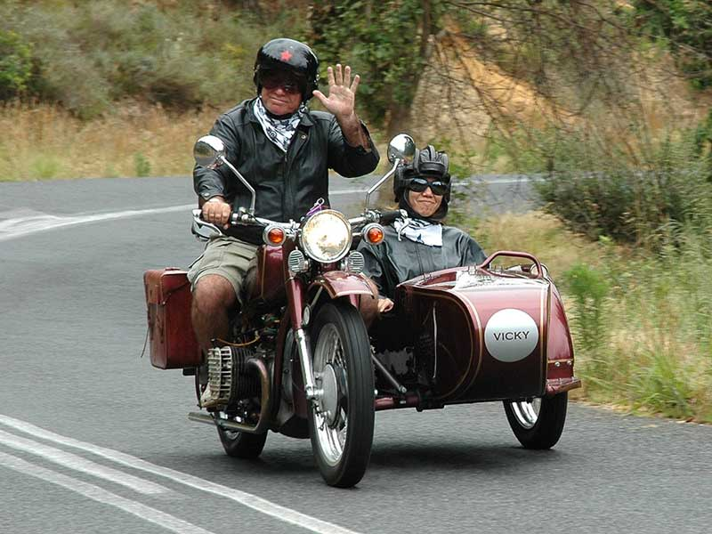 Cape Town Sidecars