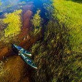 Amazing Aerials of the Selinda Spillway and Savuti Region