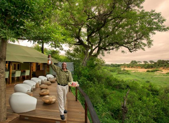 Expect the Extraordinary: 11 Night Safari by Private Jet