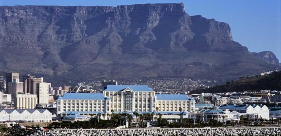 Cape Town Hotels Helping to Save Water During Severe City Drought