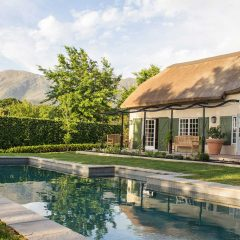 New Franschhoek Winelands Lodge on the Exclusive La Clé Des Montagnes