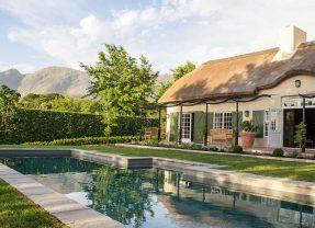 New Franschhoek Winelands Lodge on the Exclusive La Clé Des Montagnes