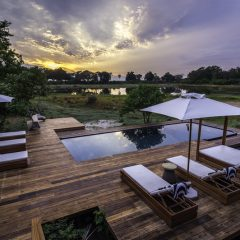 Welcome to Qorokwe Camp, a late 2017 addition to Wilderness Okavango Collection