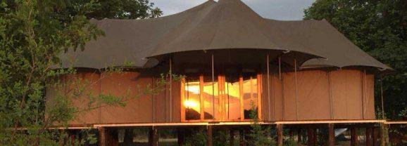 New to South Luangwa in April 2018: Chikunto Safari Lodge