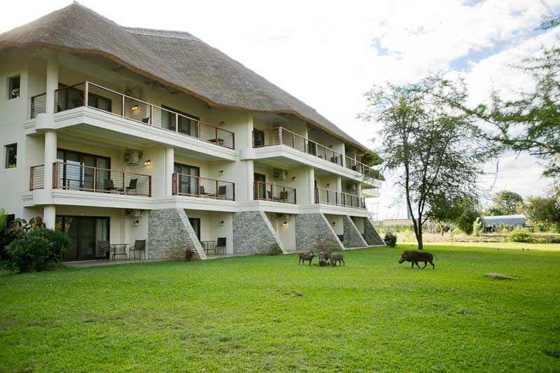 Zimbabwe Accommodation Ilala Lodge