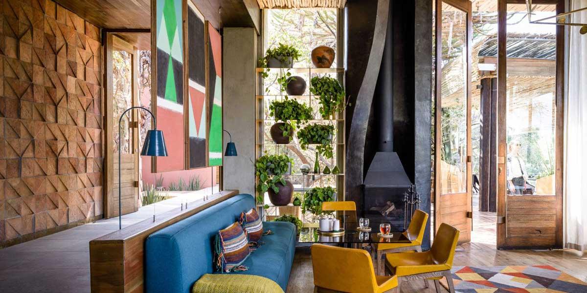 Singita Lounge Area
