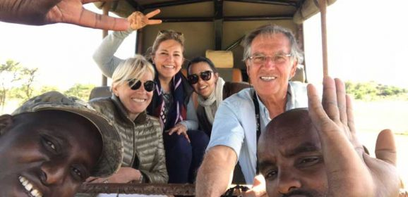 Client Feedback : Masai Mara Safari
