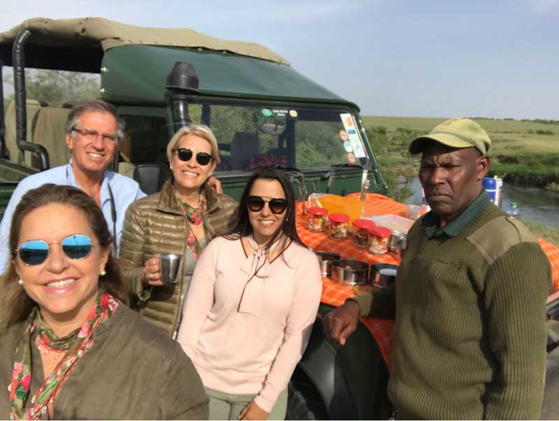East Africa Game Drives