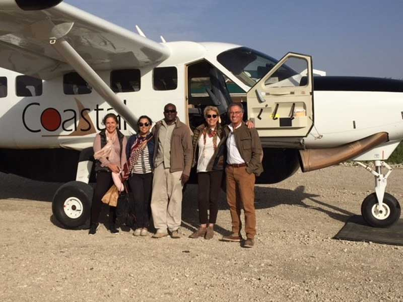 East Africa Feedback Charter Flight
