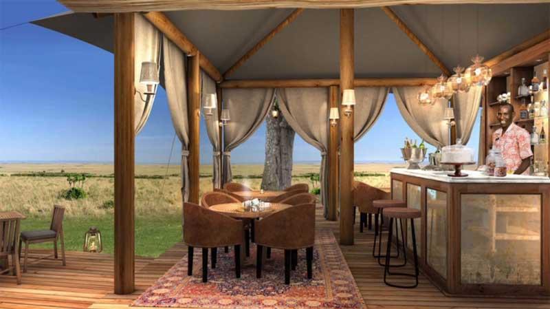 Bateleur Masai Mara Lounge