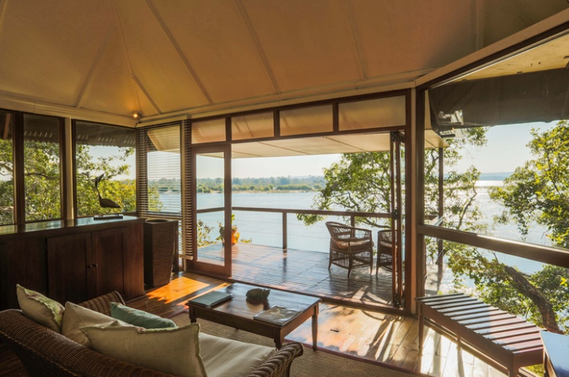 River Club Suite Victoria Falls