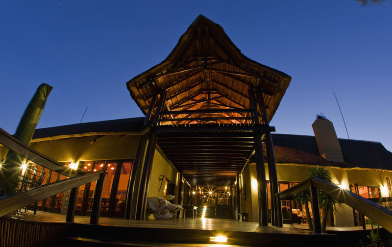 Elephant Plains Main Lodge