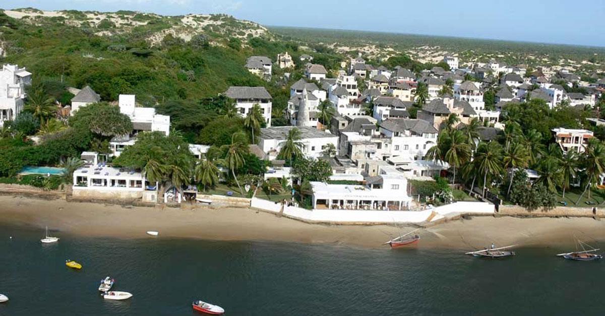 Lamu Island Beach
