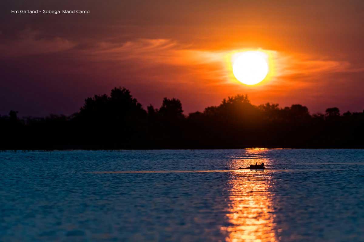 Sunset Cruises Xobega Island
