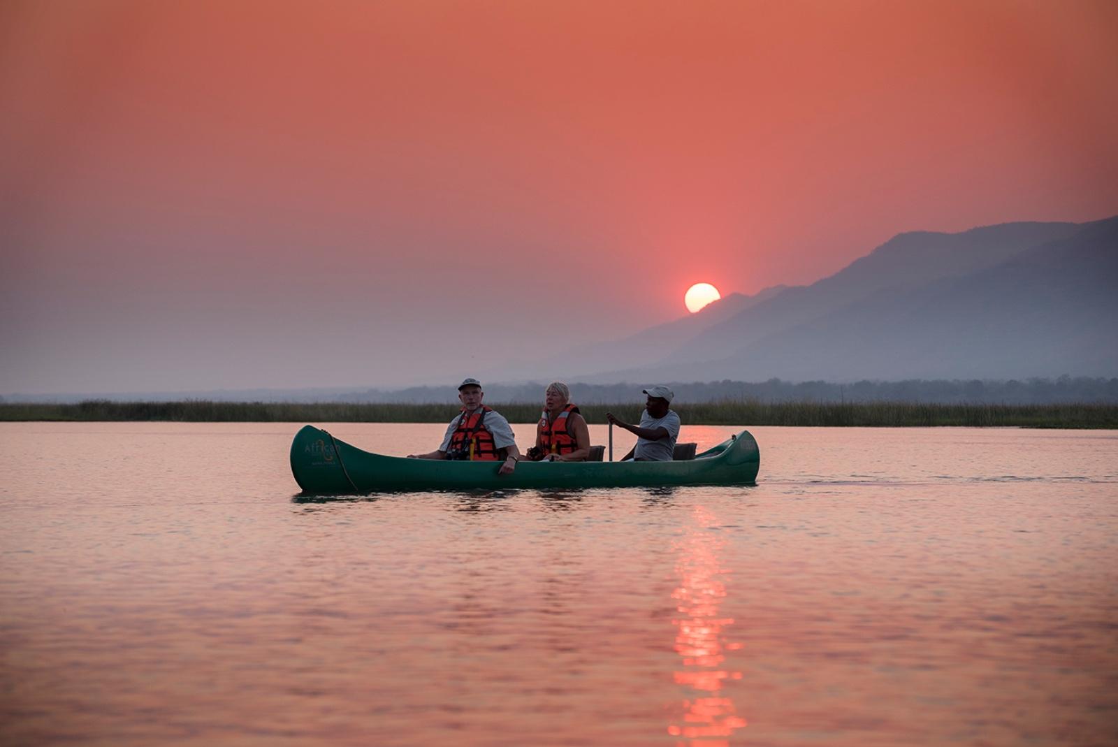 , Zambezi Expeditions: Mana Pools Magic in Luxury Tents