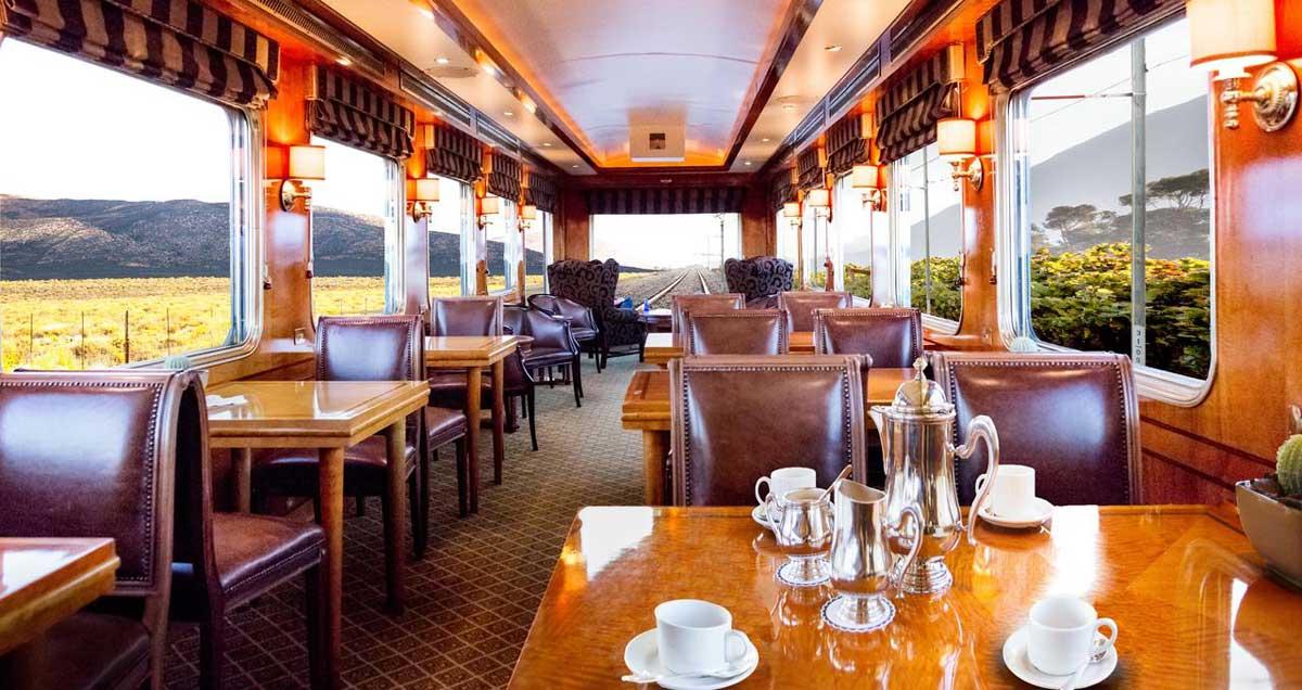 Blue Train Golf Safari