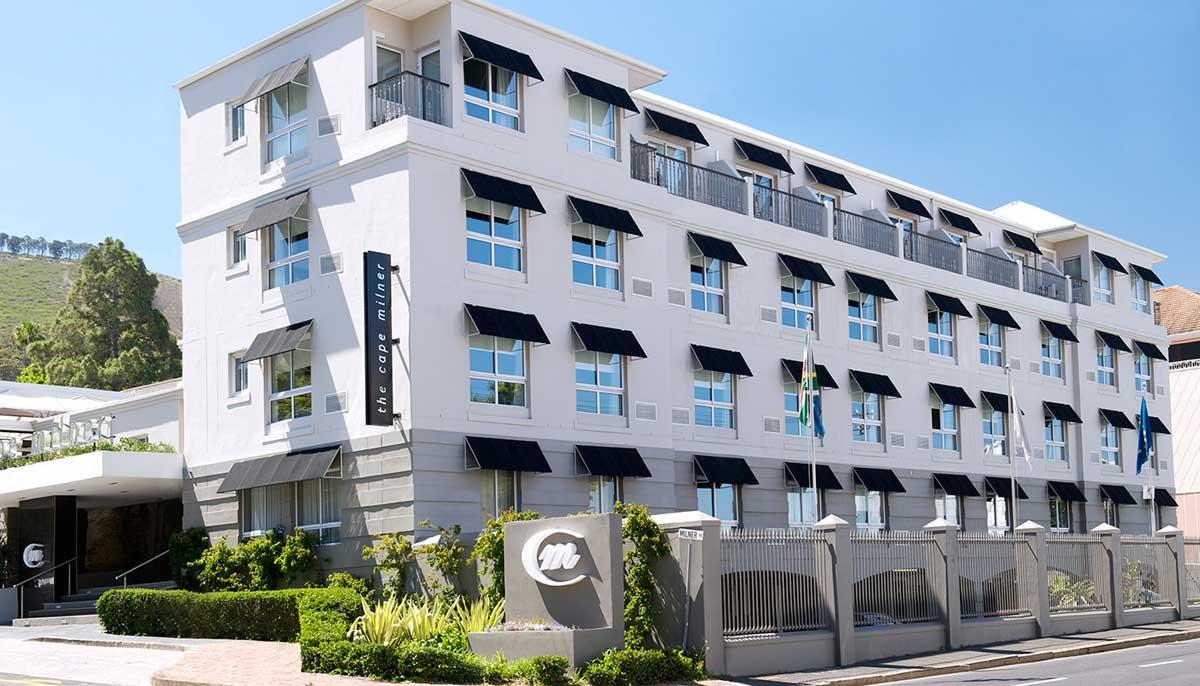 Cape Milner Hotel Facade
