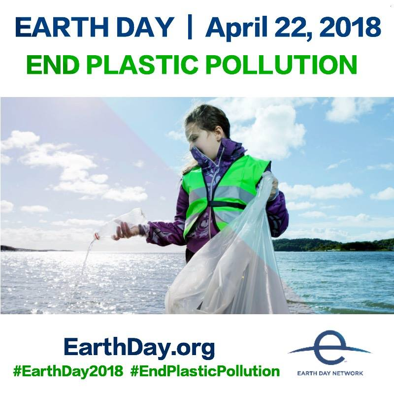 Plastics in Ocean Earth Day