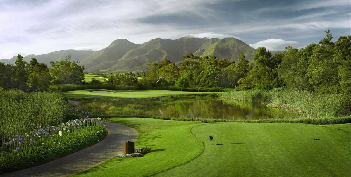 Fancourt Links Blue Train Golf Safari