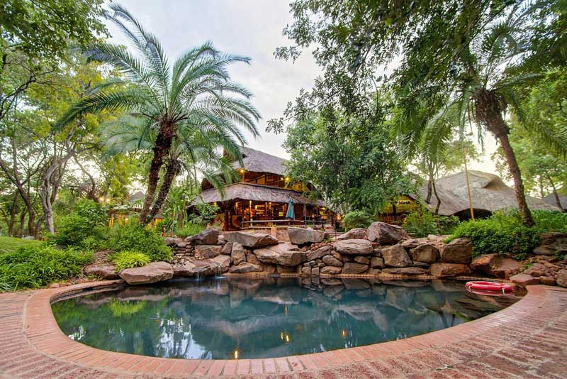Lokthula Lodge Victoria Falls