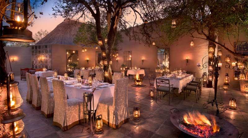 Ngala Safari Lodge Boma
