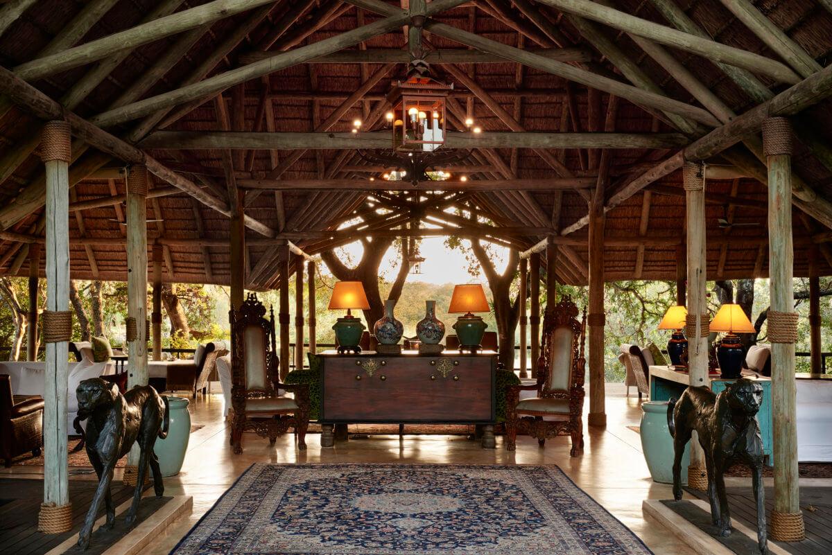 Royal Malewane Main Lodge