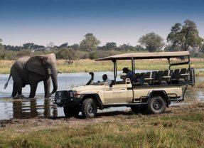 Best Botswana Family Safari at Khwai Bush Camp