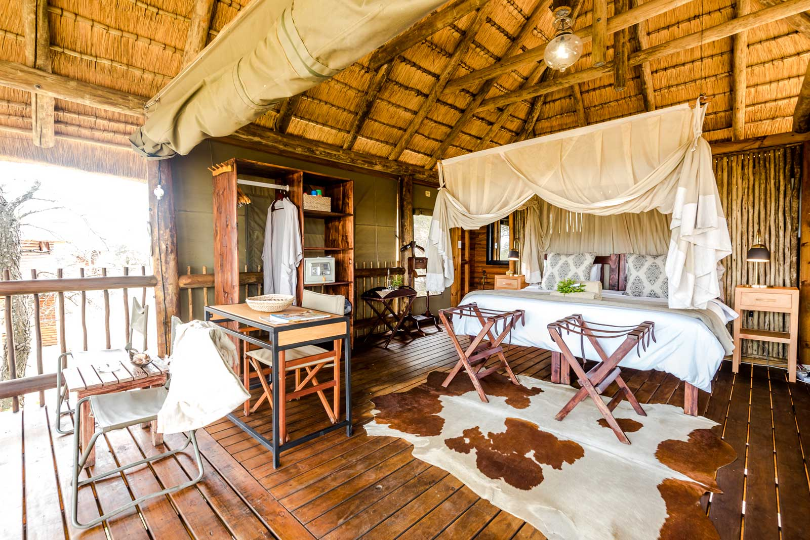 , Client Feedback : nThambo Tree Camp and Honeyguide