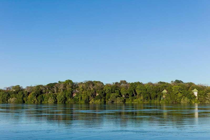 River Club at Victoria Falls