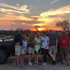 Client Feedback : Bob and Family Spot the Big 5 in Kruger