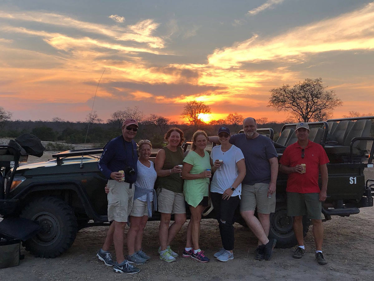 Game Drive in Kruger
