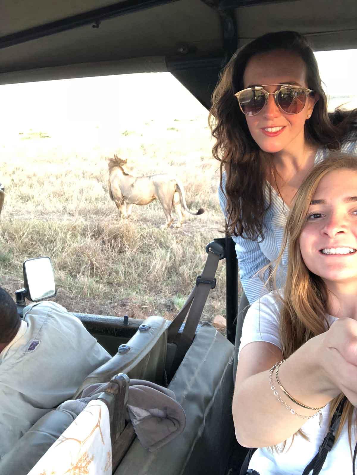 Masai Mara Client Feedback
