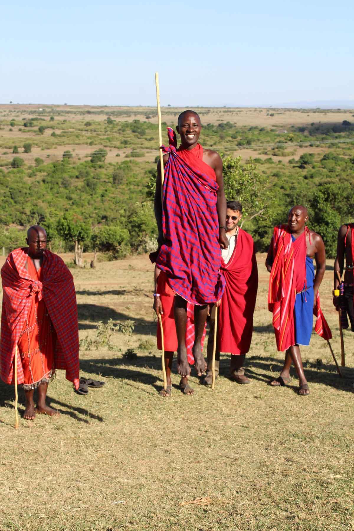 Masai Mara Warriors