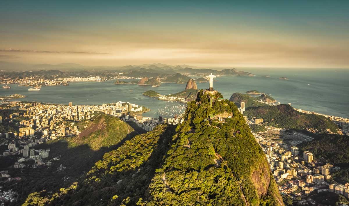 Brazil South America