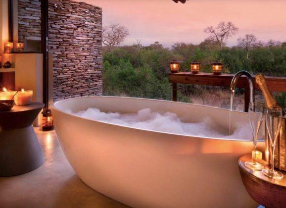 Safari Sophistication at RockFig luxury lodge in the Timbavati