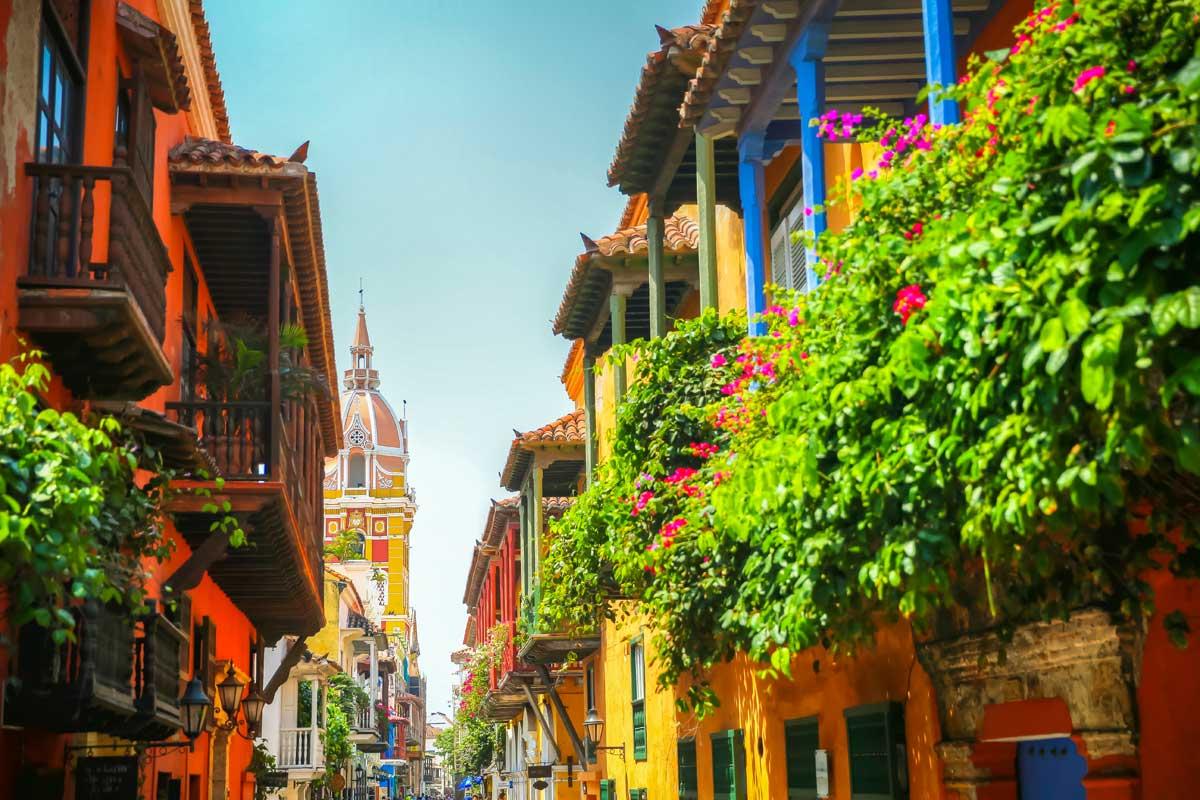 South America City
