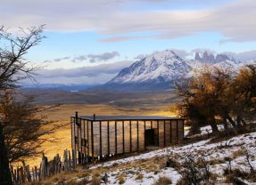 Contrasts of Chile: desert, pumas, art and architecture