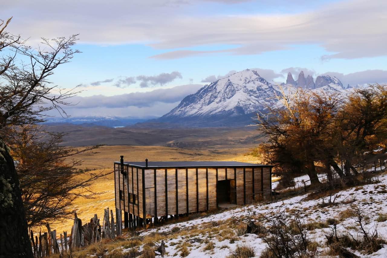 Awasi Patagonia villas