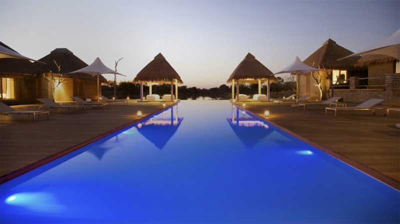 Kapama Swimming Pool
