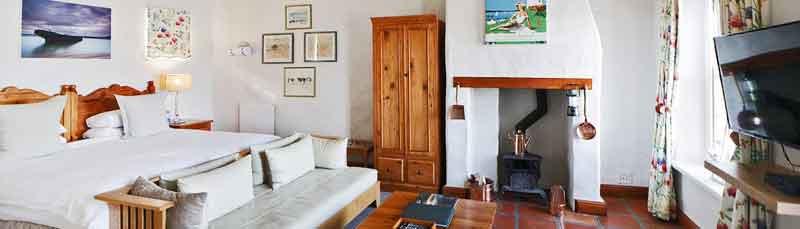 Langebaan Hotel Room