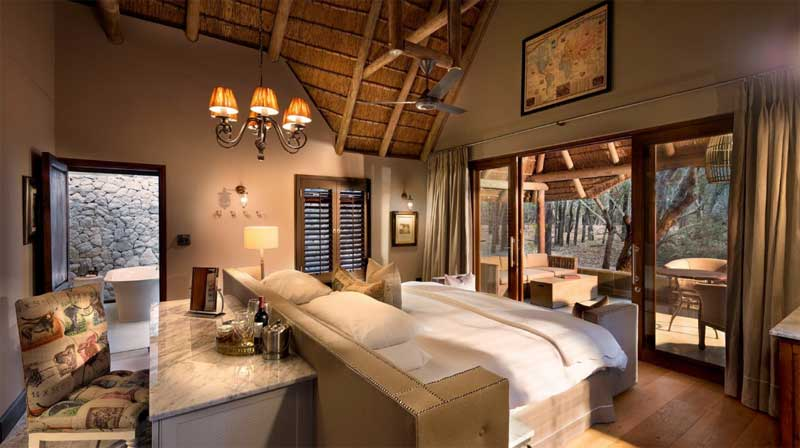 &Beyond Ngala Bedroom