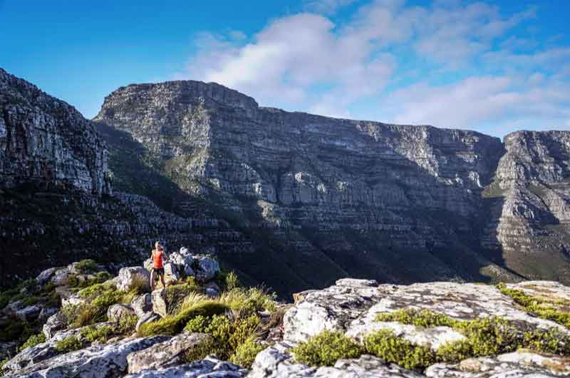 Ultra Trail Runs in Cape Town