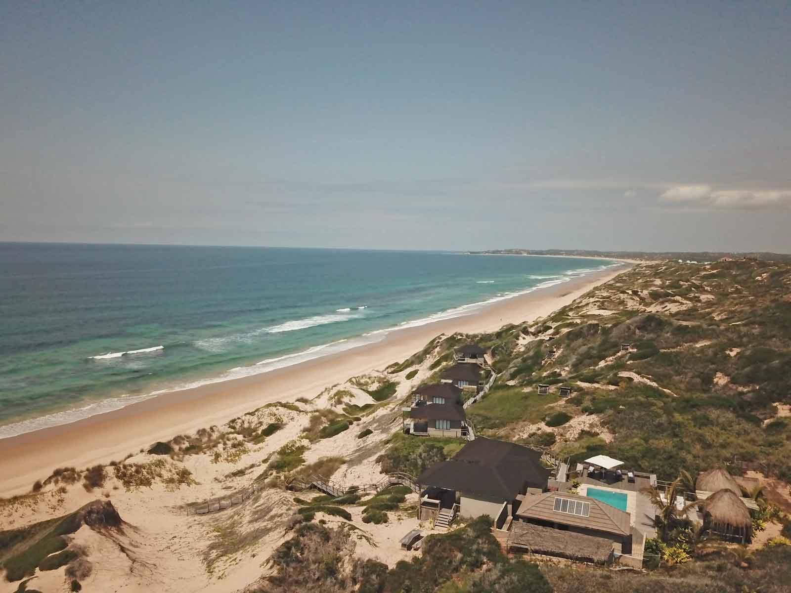Sava Dunes Inhambane Beach