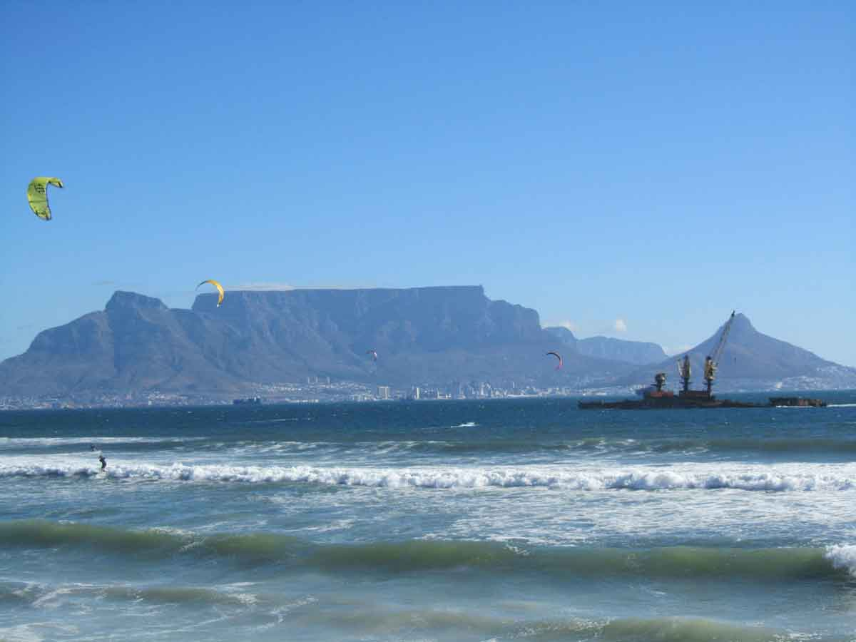 Blouberg Cape Town Views