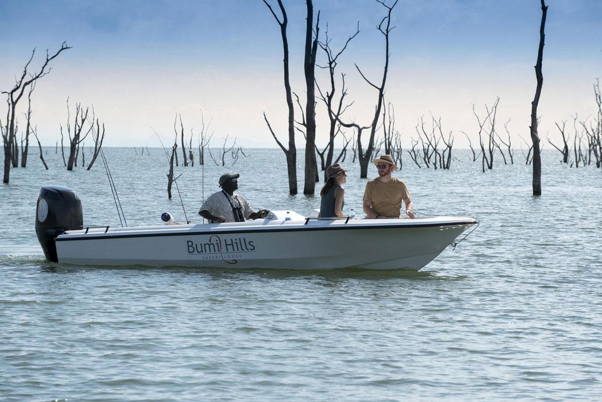 Bumi Hills Fishing