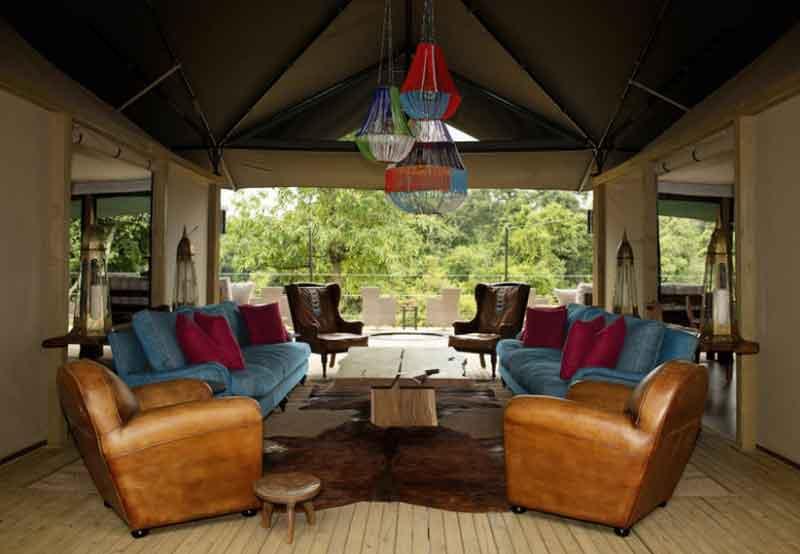 Governors Lounge - Masai Mara