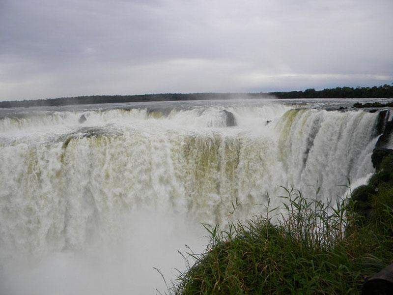 Igauzu Falls Park South America