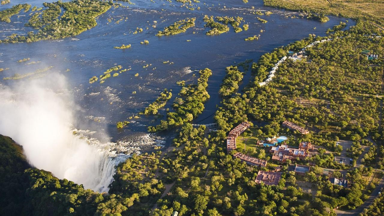 Royal Livingstone Victoria Falls